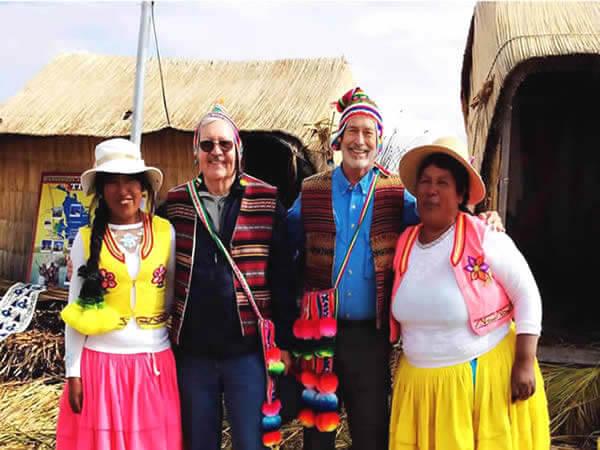 Tradiciones Andinas
